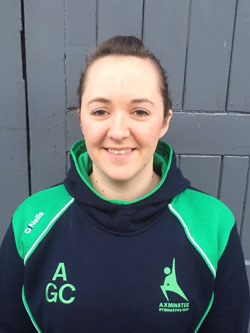 Emma Rowe - Head Coach