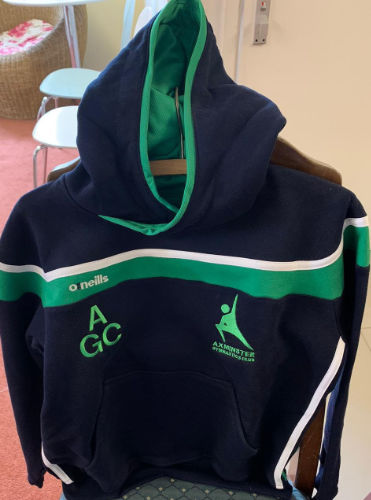 Axminster Gymnastics Club Hoody