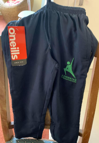 Axminster Gymnastics Club Trousers
