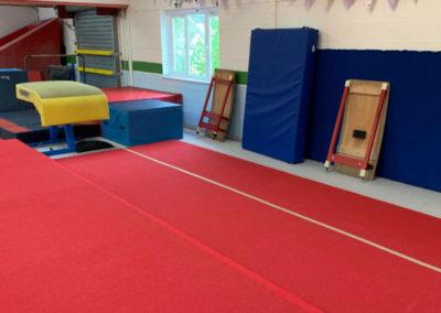 Axminster Gymnastics Vault